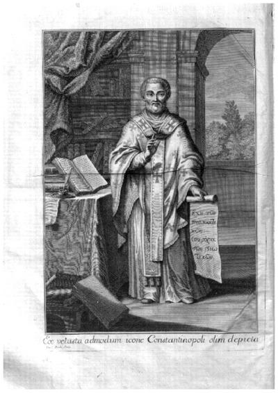 Tou en hagiois patros hemon Ioannou, archiep. Konstantinoup. tou Chrisostomou Ta heuriskomena panta