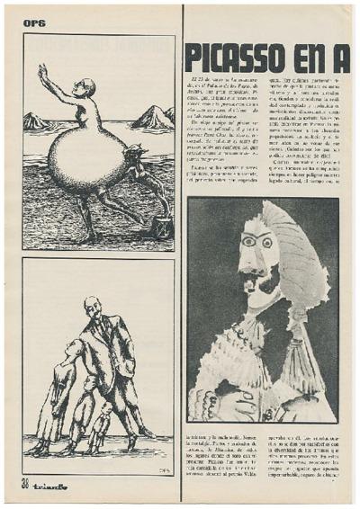 Picasso en Aviñón