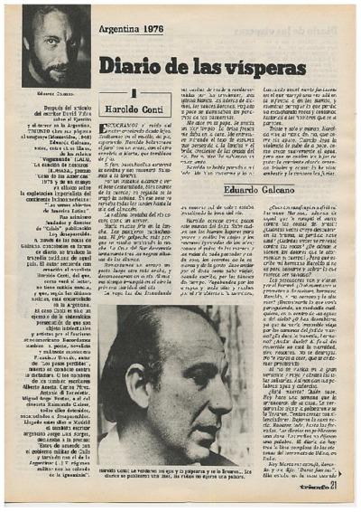 Argentina 1976: diario de las vísperas