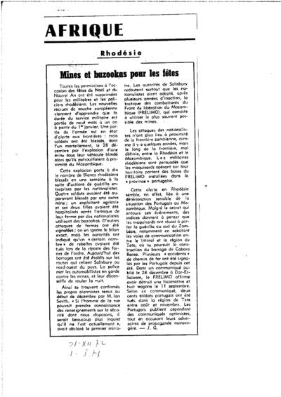 Sem título, Domingo, 31 de Dezembro de 1972