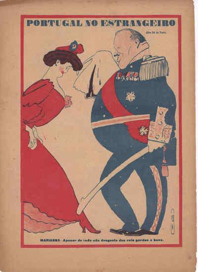 A Paródia, Sexta, 15 de Dezembro de 1905, Ano 5, nº 150
