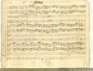 """Concerto ottavo (""""Concerto Ottavo di Alessandro Marcello"""")"""