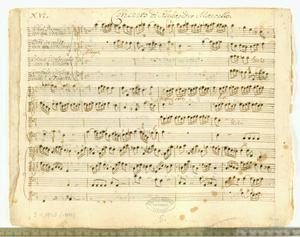 """Concerto (""""Concerto di Alessandro Marcello"""")"""