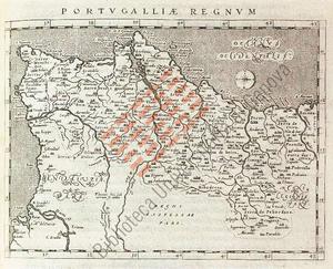 Portugalliae Regnum : *Descrizione del Regno di Portogallo