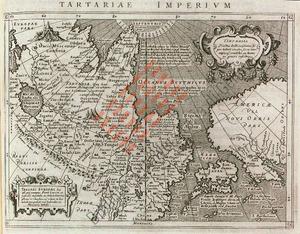 Tartariae Imperium : *Descrittione del Potentissimo Imperio della Tartaria