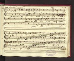 """Laetamini in Domino (""""N. 51 In festo plurimorum Martyrum / Foggia"""")"""