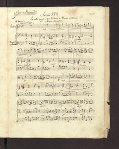 """Sonate (""""Sonata quinta per violino e Basso continuo di Marco Uccellini"""")"""