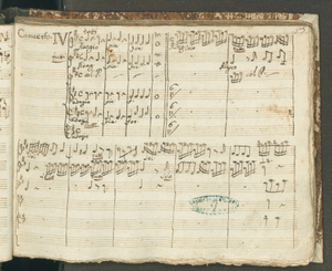Concerto . IV