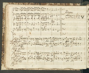 Concerto V