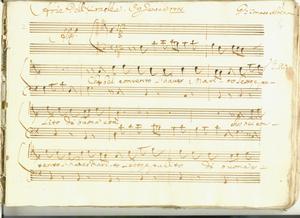 Arie dell'Eraclea.In Genova 1795 Di Tomaso Albinoni [MANOSCRITTO]
