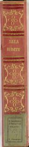 Judith seu Bethuliae Liberatio / Parte Prima / Oratorio funebre Del Sig.r D. Niccolo Sala / 1780 [MANOSCRITTO]