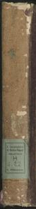 Terrestre e Divino nelle vita umana | Sinfonia | in tre parti | ed a doppia Orchestra | di L. Spohr | Op.121 | Ridotta | a doppio Quintetto | da | S. Pappalardo