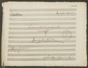Classe del M.o Serrao|Anno scolastico 1884-85|Canoni a tre ed a quattro parti|Francesco Cilea