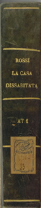 Casa disabitata / Osia / Eutichio della Castagna / Preludio / Atto Primo [MANOSCRITTO]