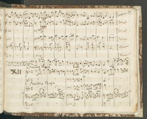 Concerto   XII