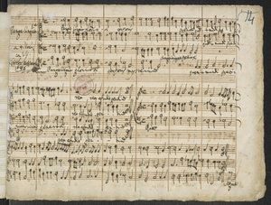 1.a   Pange Lingua   a 4 Voci   con V.V.   Cristoforo Caresana   1686