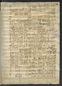 1697 Nisi. a 4. Voci con radoppio, con 5. Istr.ti di Cristoforo Caresana