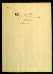 Modena, Biblioteca Estense universitaria, Archivio Muratori, 18.3