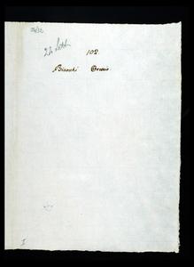 Modena, Biblioteca Estense universitaria, Archivio Muratori, 54.32