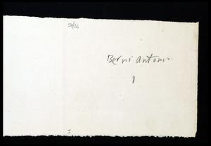 Modena, Biblioteca Estense universitaria, Archivio Muratori, 57.34