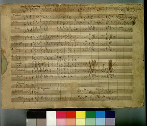 Francesca da Rimini. Sinfonia