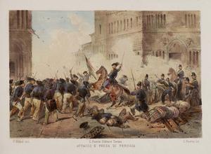 Attacco e presa di Perugia