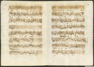 Agnus Dei qui tollis peccata mundi [Missa Caput]