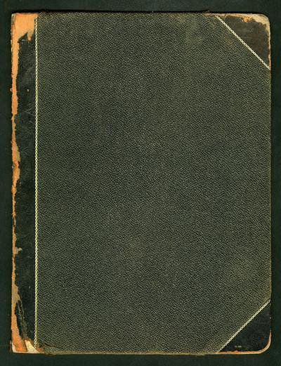 Chase album, 1898, 1903, and undated