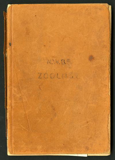 Journal, Northwest Boundary Survey, 1857-1862