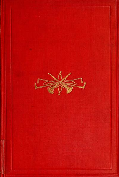 The analysis of the hunting field : being a series of sketches of the principal characters that compose one, the whole forming a slight souvenir of the season 1845-6 / by R.S. Surtees ; with 13 coloured plates and 43...