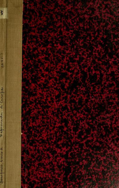 Image from object titled Catalogo metodico dei Ciprinidi d'Europa e rilievi sul volume XVII dell'Istoria naturale dei pesci del. sig. Valenciennes / di Carlo L. principe Bonaparte.