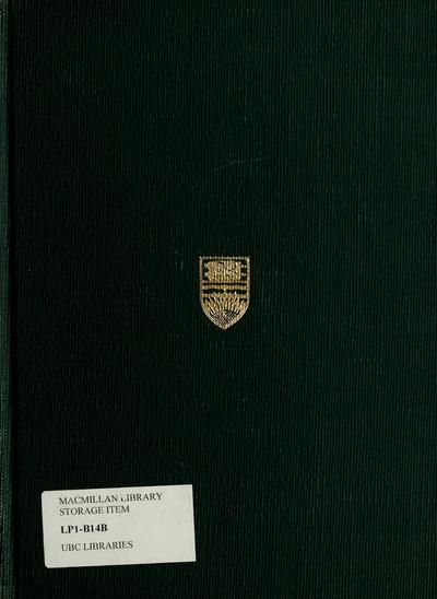 Climbing plants, by William Watson; with introduction by W. Robinson.