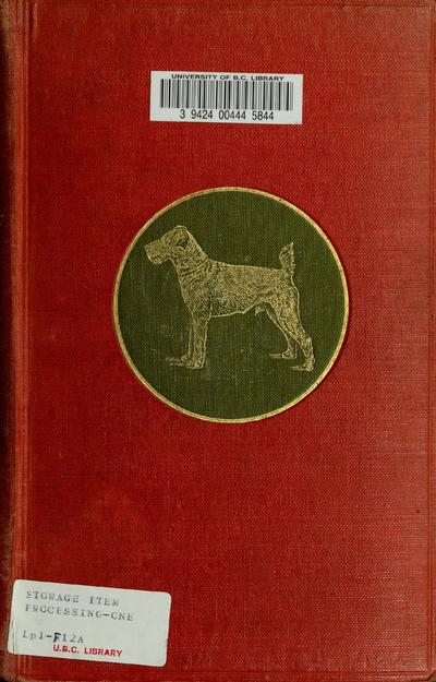 The complete book of the dog, by Robert Leighton; with thirty-two plates.