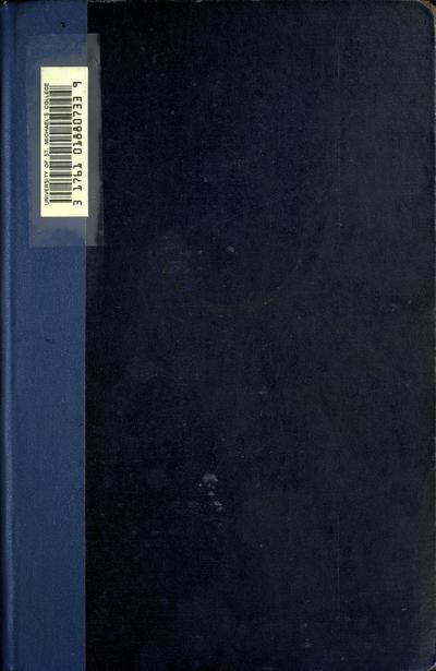 Creative evolution / by Henri Bergson ; authorized translation by Arthur Mitchell.