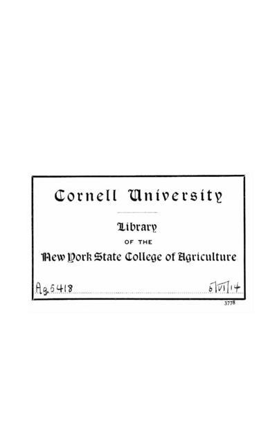 The beginner's garden book; a textbook for the upper grammar grades,