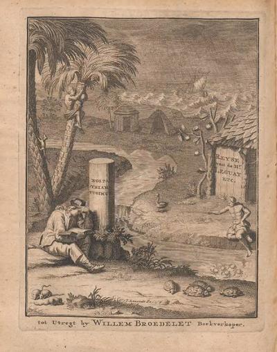 De gevaarlyke en zeldzame reyzen van den heere François Leguat met zyn byhebbend gezelschap naar twee onbewoonde Oostindische eylanden. Gedaan zedert den jare 1690, tot 1698 toe. Behelzende een naukeurig verhaal van hunne...