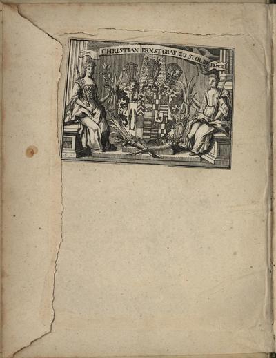 Image from object titled Send-brieven, zoo aan de hoog edele heeren van de Koninklyke Societeit te London.; Arcana naturae; Arcana naturae detecta /