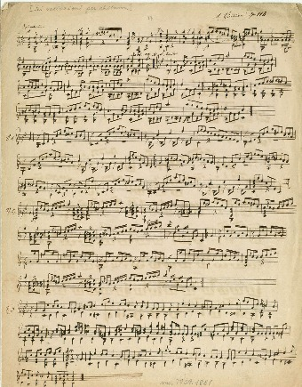 Image from object titled [Sei variazioni]. Op. 118