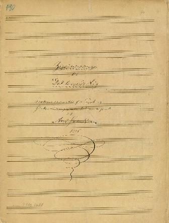"""Zigeunersange til """"Det levende Lig"""" Texterne oversatte fra Tysk og Guitaraccompagnementet arrangeret af Axel Grandjean 1916"""