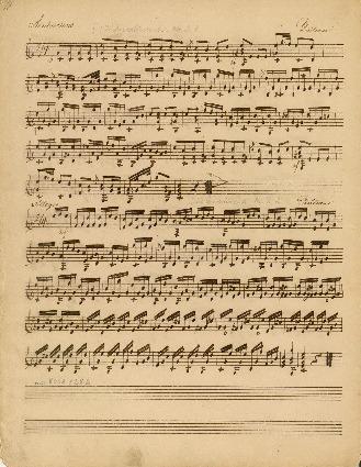 [12 Divertimenti. No. 2, 1-6]; Kompositioner for en og to guitarer