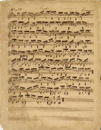 [Amusement ou Choix de 12 morceaux faciles et soigneusement doigtés. Op. 10. No. 4]: Rondo; Kompositioner for en og to guitarer