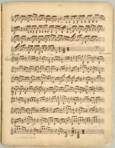 [Amusement ou Choix de 12 morceaux faciles et soigneusement doigtés. Op. 10 No. 2]: Rondo; Kompositioner for en og to guitarer