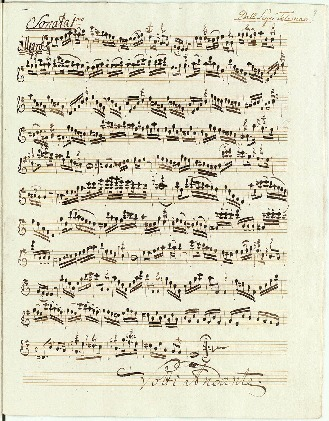 ...II Duetti Dell Sigr Telemann [e,fx]