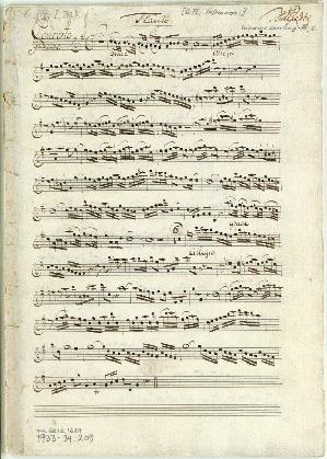 Concerto Primo [- Secundo. Sonata Prima - Secundo. Premiere - Secund Suite] [G,D,A,g,e,b]