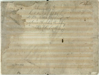 [Cantate ved Formælings-Acten imellem...Kronprindsesse Lovisa Augusta og...Arveprinds Friedrich Christian til Slesvig-Holsteen-Sönderborg, den 27 May 1786]