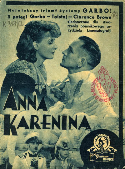Image from object titled Anna Karenina