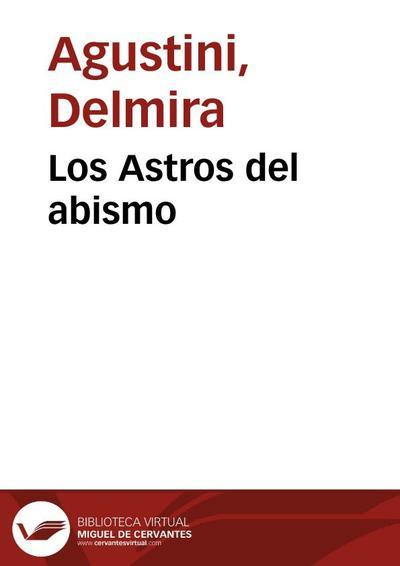 Los Astros del abismo