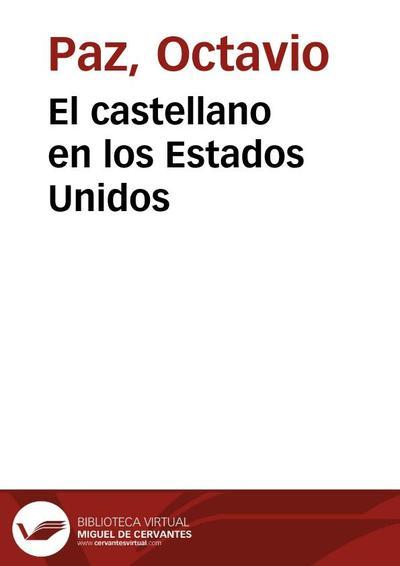 El castellano en los Estados Unidos