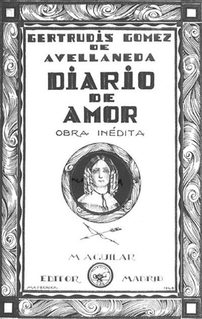 Diario de amor : obra inédita