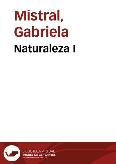 Naturaleza I